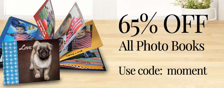Custom Photo Albums and books on sale