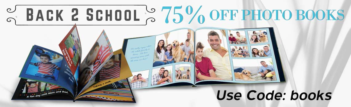 Photobucket Print Shop Book Sale