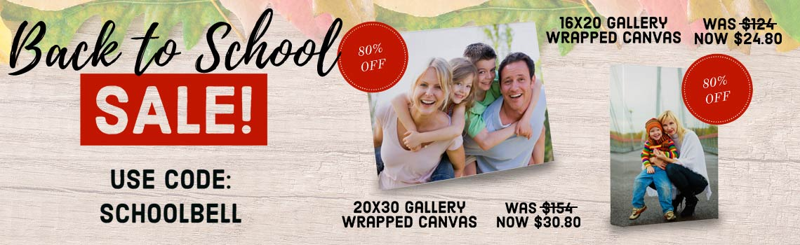 Photobucket Print Shop Canvas Sale