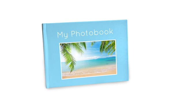 8.5x11 Photo Hard Cover Book