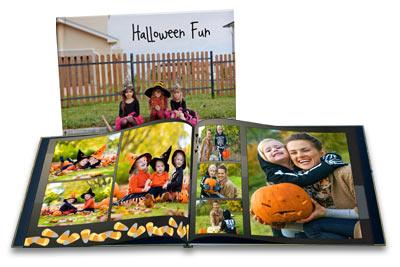 Create a modern photo album with custom photo books from Photobucket Print Shop