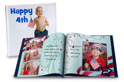 Create a modern photo album with custom photo books from Photobucket Print Shop
