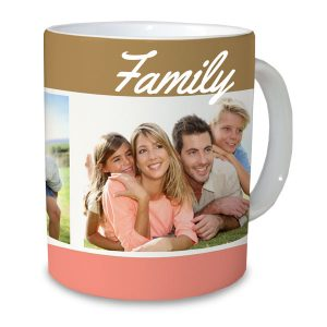 Choose from many design options and create a fantastic photo mug for you to enjoy daily