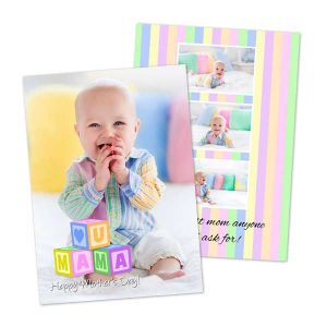 Create a custom card for mom this Mothers Day at the Print Shop
