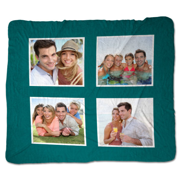 Create your own duvet cover to match the decor in your home.