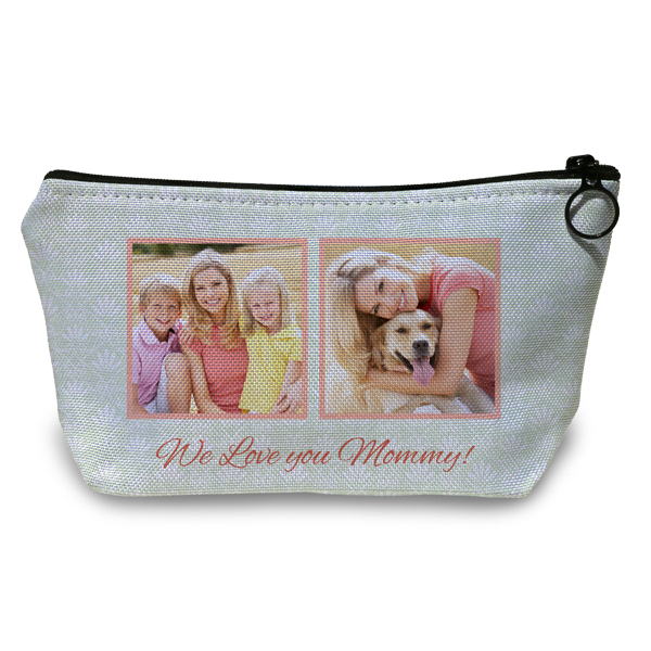 Create a cosmetic case for your mom or girl friend, doubles as a cable carrying case