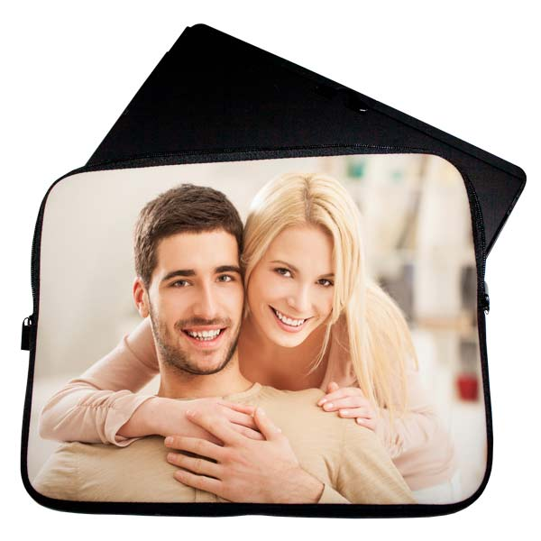 Create your own protective gear with Print Shop Office gifts and protect your laptop or tablet with photos