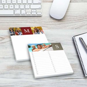 Perfect for school or the office, create your own custom stationery, notepads and checklists with Print Shop Lab