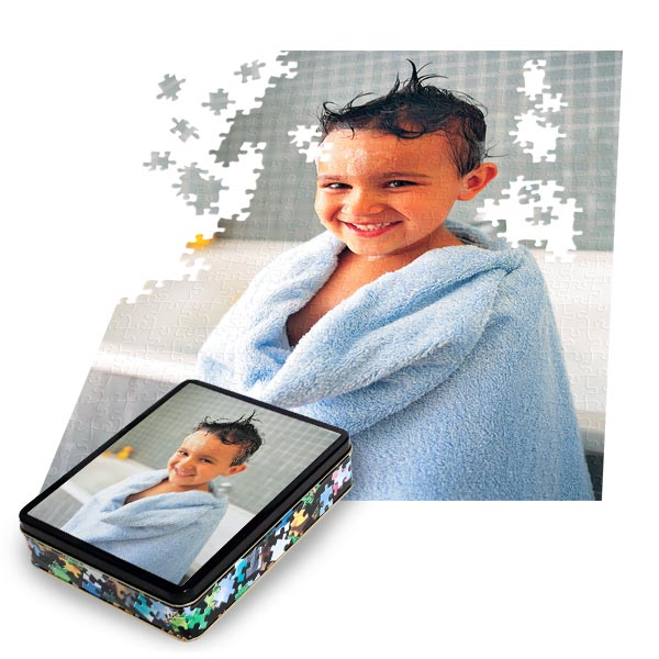 Turn your favorite photo into a puzzle you and your family will enjoy on those cozy nights at home.