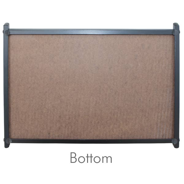 Elegant serving tray is durable and will last, build your own to add color to your home kitchen