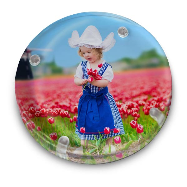 Turn your photo into a beautiful paperweight
