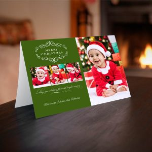 Send and share your Christmas photos with Print Shop Holiday Greeting Cards