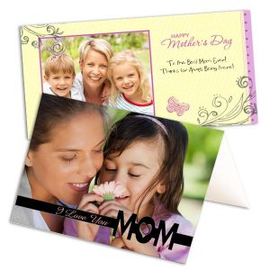 Create the perfect card for mom with Personalized Mother's Day cards from the Print Shop