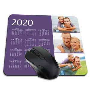 Create your own mouse pad with a collection of favorite photos uploaded online or from your phone!