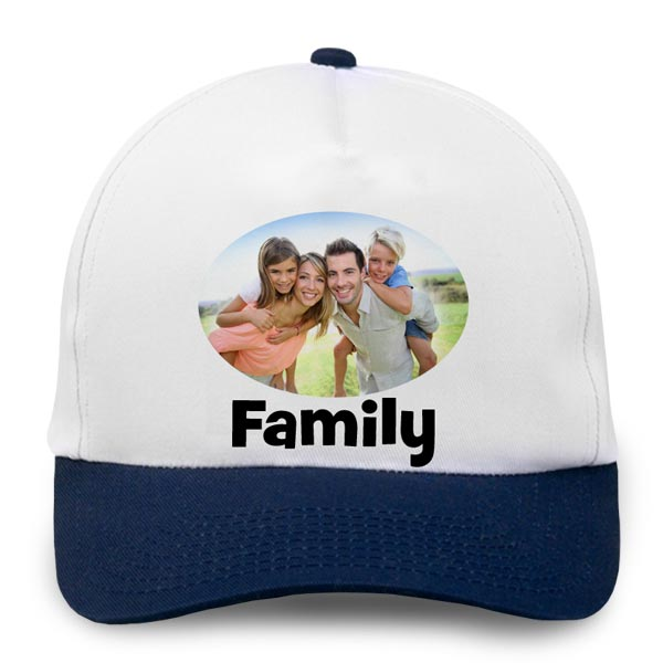 Create a custom baseball cap for events, business or gifts