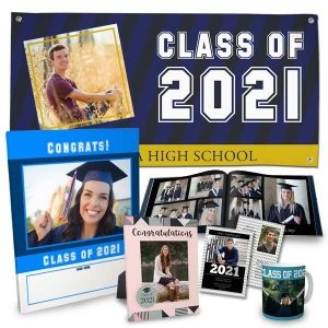 Create graduation gifts for your 2020 graduate and decorate for party