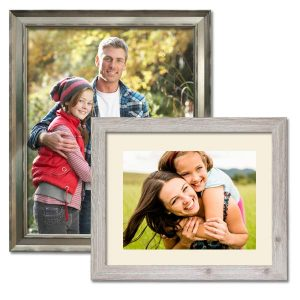 Create beautiful framed photo prints to display in your home or office with Print Shop
