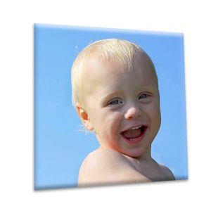 Add your photos to glossy ceramic tiles, perfect for your home and remodeling