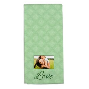 Personalized tea towels are great for businesses and adding your own flare in your home.