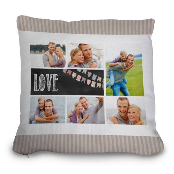 Your photos are great on a pillow and will look great in your own